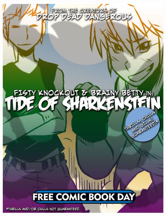 Tide of Sharkenstein